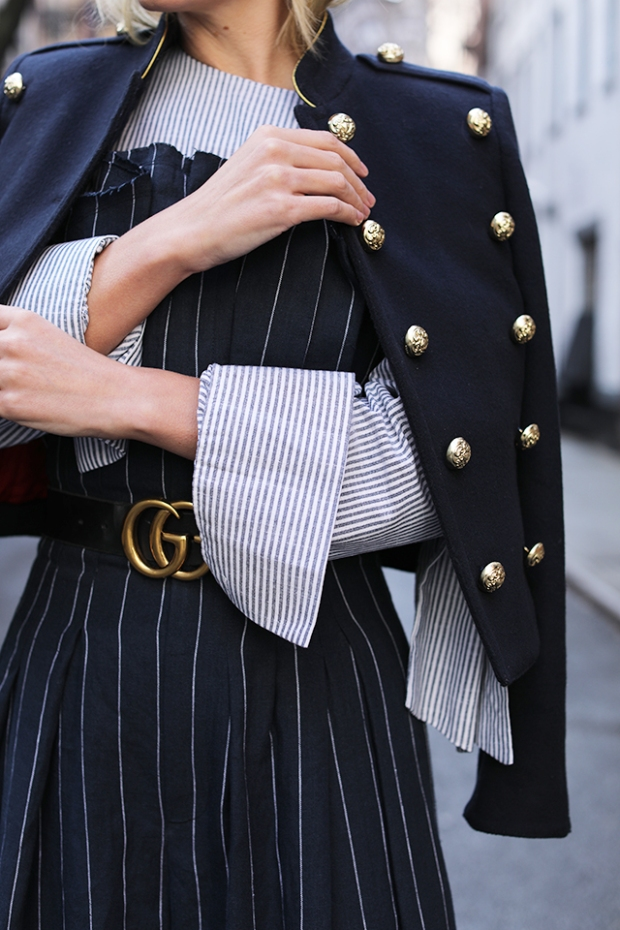 stripe-mix-gucci-logo-belt-west-village-nyc-fashion-blog-blair-eadie